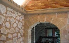 Modern, Home Decor, Decorative Walls, Stone Walls, Wall Trim, Natural Stones, Room Interior Design, Wall Hanging Decor, Trendy Tree