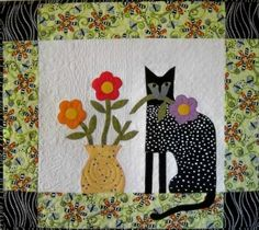 """This Flower is for You!"" by Quilting Potpourri"