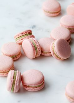 I distinctly remember the period in my career in where I went out on a  quest to perfect French macarons.  I even remember the very weekend I  devoted to making these finicky, fussy little treats.  It was probably  about 4 to 5 years ago and my husband, Brett, was out of town for a few  days.  I rarely ever had/have weekends to myself, but when I do, I like to  plan little projects for myself.  By the time he got home, I was determined  to master these suckers.  Dozens of egg whites and…