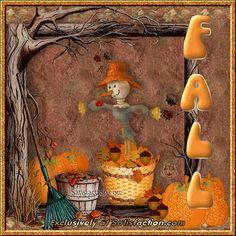 animated fall scenery photo: Fall Scarecrow fallscarecrow.gif