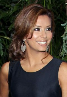 Top 10 Celebrity Brunette Hairstyles of 2010