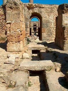 "Ancient Carthage, Tunisia, was the centre of the Carthaginian Empire in antiquity. The city has existed for nearly 3,000 years, developing from a Phoenician colony of the 1st millennium BC.  The first civilization that developed is referred to as Punic (a form of the word ""Phoenician"") or Carthaginian. According to Greek historians, Carthage was founded by Phoenician colonists from Tyre under the leadership of Elissa. It became a large and rich city and thus a major power in the…"