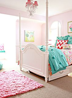 Teen Girl Bedrooms sweet example - Comfortable and sweet bedroom decor. Stored under diy teen girl room shelves , pinned on this perfect moment 20190704 Diy Bedroom Decor For Girls, Teen Room Decor, Trendy Bedroom, Girls Bedroom, Bedroom Ideas, Bedroom Pictures, Cozy Bedroom, Teen Girl Rooms, Teenage Girl Bedrooms
