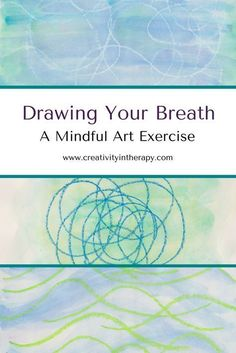 We incorporate these kind of exercises into each of our sessions. It really works calm the children down and get centered!  Focusing on tehir breath patterns allows the mind an opportunity to calm down and focus, while your pencil does the talking. 🌬 #breathein #breatheout #mindfulness