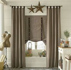 JCP Home™ Harcourt II Tab-Top Drapery Panel - jcpenney  $20