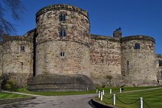 Skipton Castle by Alison Christine, via Flickr