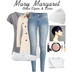 Mary Margaret (Once Upon A Time Inspired) ❤️ (created by Ellie✨)
