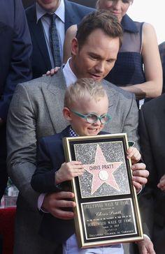 Chris Pratt e Jack