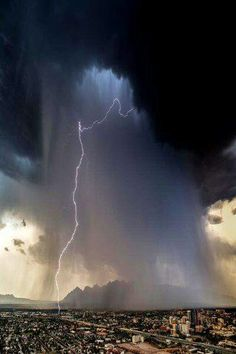 Quite a storm....
