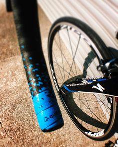 Nos vintage ° dispendieuse shock ° lenkerband-Bike ribbon-bar tape en orange