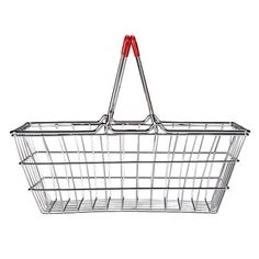 Sort It Mini Shopping Basket Red - Kitchen Organisation - Kitchen Storage - Kitchen & Dining - The Warehouse