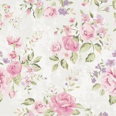 Papel de Parede Autocolante Floral 160533275