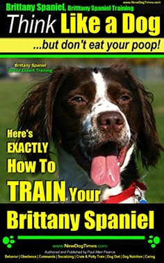 Brittany Spaniel, Brittany Spaniel Training | Think Like ... https://www.amazon.com/dp/B00IKMDQ9M/ref=cm_sw_r_pi_dp_kWmIxbZH9XKER