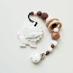 Zawieszka z gryzakiem - Lille Stjerne Handmade Stud Earrings, Jewelry, Bijoux, Studs, Stud Earring, Jewlery, Jewels, Jewelery, Earring Studs
