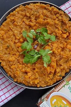 #RecipeoftheDay: Sweet Potato Dahl by Everec - You've never had this Indian dish quite like this before.
