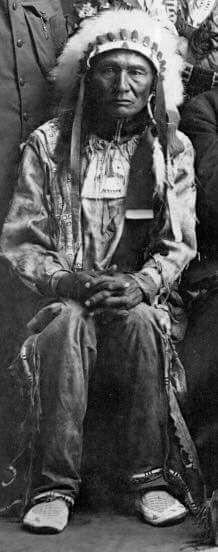 Индеец лакота