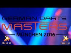 German Darts Masters 2016 European Tour 2 Munich, Germany Peter Wright v Cristo Reyes - YouTube