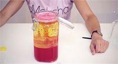 Esperimenti bambini: bolle di lava
