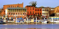 Fells Point, Baltimore. My wife and I have visited Fells Point in Baltimore, Maryland several times.