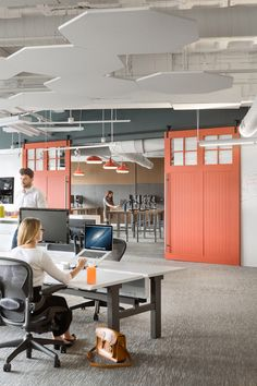 Aquent Offices - Boston - Office Snapshots