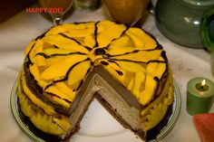 Vegan Mango Dream vanilla chocolate  cheesecake  by VEGANLOTUS, $37.00