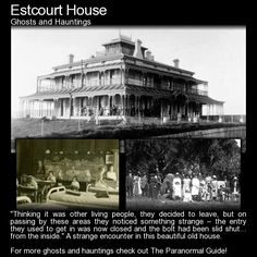 The Paranormal Guide : Photo Creepy History, Haunted History, Creepy Stories, Ghost Stories, Strange Stories, Real Haunted Houses, Most Haunted, Spooky Places, Haunted Places
