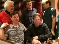 Cabin Pressure candid from Jonathan Kydd's website