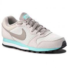 Pantofi NIKE - Wmns Nike Md Runner 2 749869 101 Lt Orewood Brn/Cobblestone
