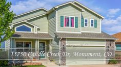 Just Listed two-story house in Jackson Creek. This updated home features 4 bedrooms, 4  bathrooms, 2871 sq/ft, open floor plan, updated kitchen, mountain views, & 2 car garage.  15750 Candle Creek Dr, Monument, CO 80132  Price: $365,000  If you would like more details or a showing call Mike Lies at 303-325- 5690.