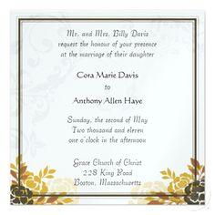 #flowersandroses #weddings #weddinginvitations #savethedate #beautiful #elegantweddings $2.25