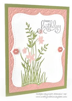Stampin Up Just Believe