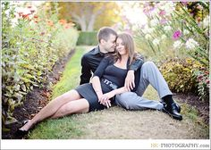 Harkness Park Engagement Shoot, Beautiful Engagement Photos at Eolia Mansion