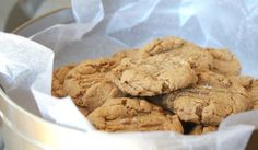 Chewy Nut Butter Cookies//REVIEW BY AL:  I DID use peanut butter, cuz it's all I had & was in a bind. Added extra 1/4 cup almond flour. Will make again!!