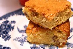 Sweet Tea and Cornbread: Nana's Chewy Blondies!