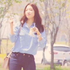 Lots of Kpop Gifs! - Park Shin Hye Gif Hunt