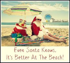 Who will be having a very beachy Christmas? #MyrtleBeach #Vacation #Beach #Getaway