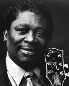 B. B. King, nee Riley B. King, born 1925 in Itta Bena, MS, taught to play guitar by preacher uncle; blossomed during WW II Army duty into blues guitar.  Nicknamed B. B. King by manager of radio station WDIA as 'Beale Street Blues Boy' shortened to B. B. King.  Joined the angels in Blues Heaven on May 14, 2015.