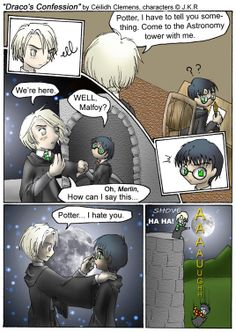 I would list off all the instances where Harry Potter was pathetically gullible, but that would get rather boring, rather quick. Harry Potter is GULLIBLE Harry Potter Comics, Harry Potter Books, Harry Potter Fan Art, Harry Potter Memes, Harry Draco, Draco Malfoy, Slytherin, Hogwarts, Yer A Wizard Harry