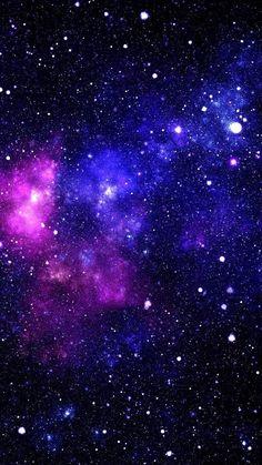Purple Galaxy Wallpaper, Galaxy Wallpaper Iphone, Night Sky Wallpaper, Planets Wallpaper, Wallpaper Space, Iphone Background Wallpaper, Scenery Wallpaper, Cellphone Wallpaper, Aesthetic Iphone Wallpaper