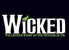 Wicked, 2013-07-01 19:30:00, Uihlein Hall at Marcus Center, 929 N Water St, , Milwaukee, US, 53202, 414-273-7206 - goalsBox™