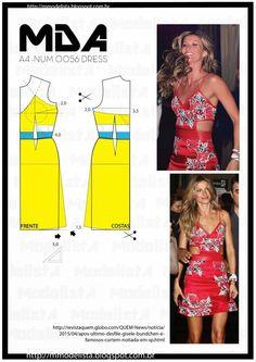 ModelistA: A4 NUM 0056 DRESS