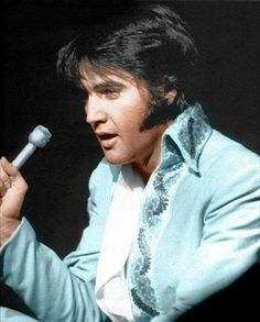 Elvis--Saw him in his last Dallas concert....WOW!!!  My husband and I even name some of our pets after him hahaha