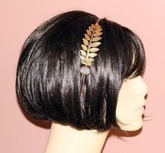 I don't do awesome with metal headbands, but this would be worth a shot