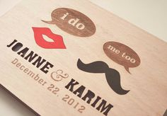 """Photo booth album-photo booth wood rustic wedding guest book album bridal shower engagement anniversary- """"Lips and Mustache"""" - Big size Polaroid Wedding, Wedding Album, Wedding Cards, Wedding Invitations, Wooden Wedding Guest Book, Wedding Rustic, Trendy Wedding, Wedding Ideas, Diy Wedding"""