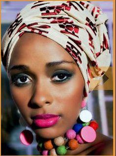 Elegant Turban Style