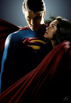 He's so lame, practically invincible, only one weakness, stupidest disguise EVER, and he loves Lois Lane... who is like a nobody... and YET despite all of this... i think i love him