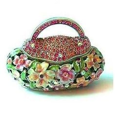 Purse Trinket Box