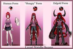Lazari Ref Sheet by Chibi-Works on DeviantArt