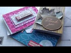 Embossing Folder Techniques