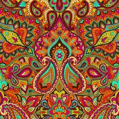 Buy Fleece Throw Blanket with Paisley Orange designed by Aimee St Hill. One of many amazing home décor accessories items available at Deny Designs. Paisley Art, Paisley Design, Paisley Pattern, Cool Tapestries, Tapestry, Orange Square, Fall Color Palette, Orange Design, Wall Drawing